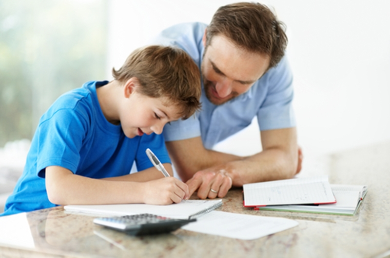 How does sharing academic progress with parents impact student success?